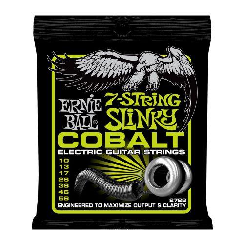 ERNIE BALL COBALT SLINKY 7 10-56 REGULAR