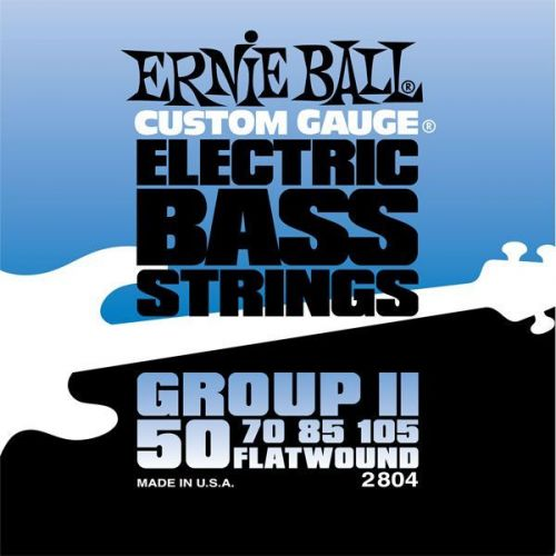ERNIE BALL ELECTRIC BASS STRINGS 50-105 2804