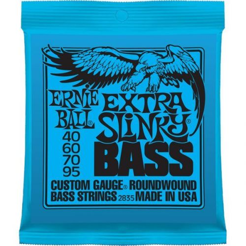 ERNIE BALL SAITEN BASS EXTRA SLINKY BASS 40-95 2835