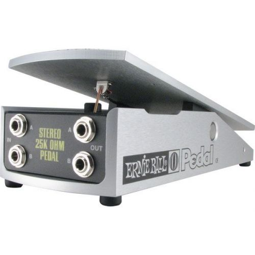 ERNIE BALL VOLUMEN PEDAL STEREO BASS