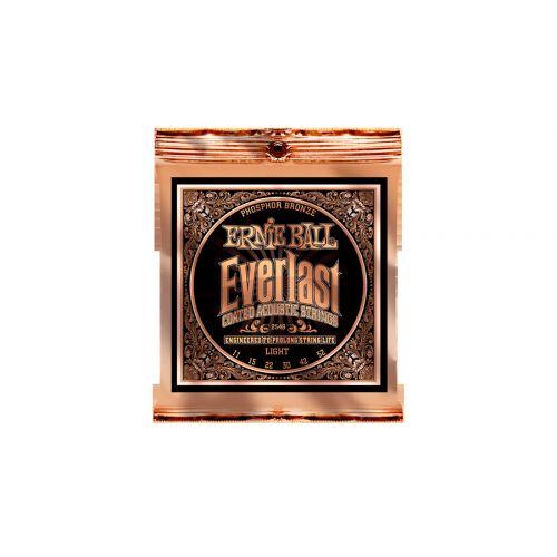ERNIE BALL ERNIE BALL EP02546 EVERLAST 11-52 MEDIUM LIGHT