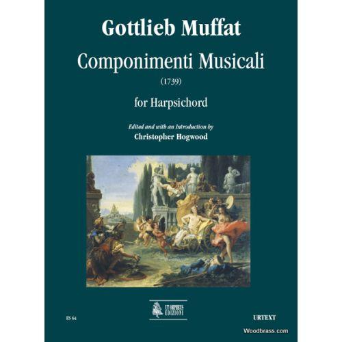 UT ORPHEUS MUFFAT G. - COMPONIMENTI MUSICALI (1739) - CLAVECIN