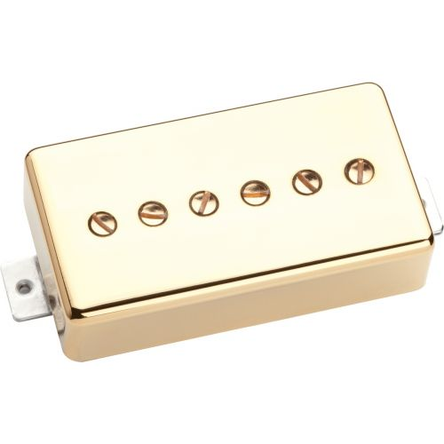 SEYMOUR DUNCAN SPH90-1N-G PHAT CAT NECK GOLD