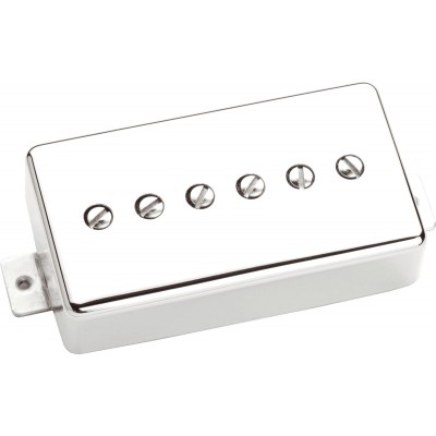 SEYMOUR DUNCAN SPH90-1B-N PHAT CAT BRIDGE NICKEL