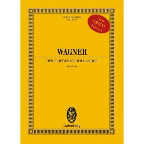 SCHOTT WAGNER R. - DER FLIEGENDE HOLLANDER WWV 63 - VOIX