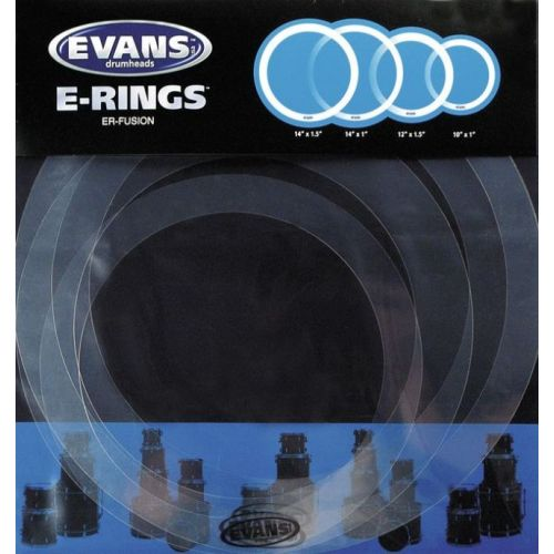 EVANS ER-FUSION - PACK E-RING FUSION