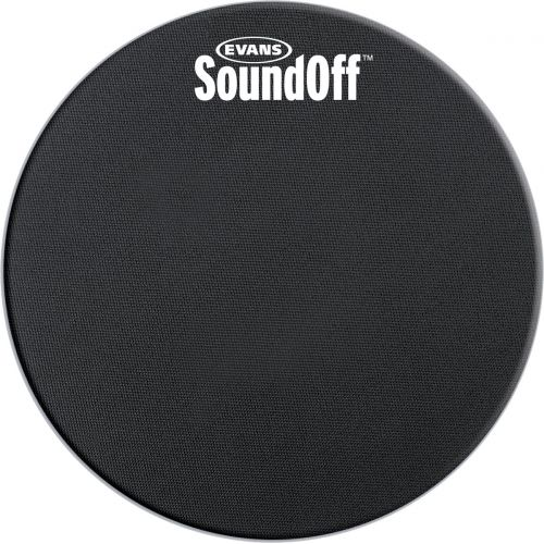 """EVANS SO14 - SOUND OFF TOM OR SNARE MUTE 14"""""""