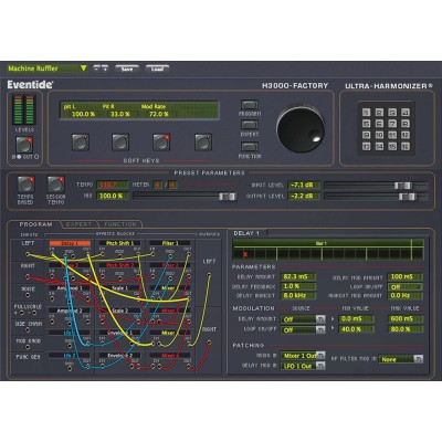 EVENTIDE H3000 FACTORY PLUG-IN