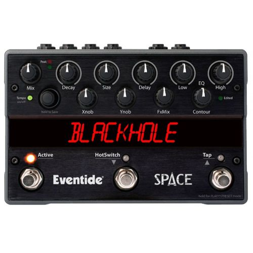EVENTIDE SPACE-REVERB