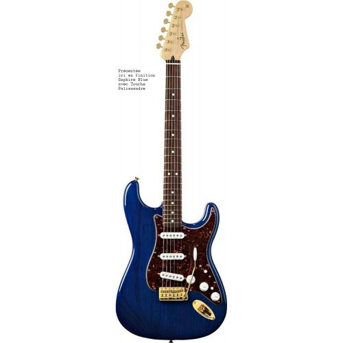 FENDER STRATOCASTER MEXICAN DELUXE PLAYERS SUNBURST