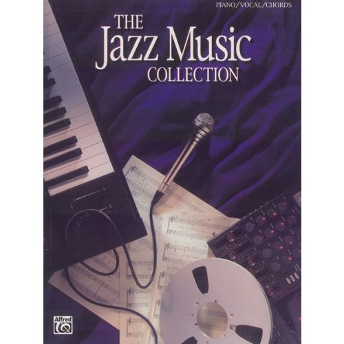 ALFRED PUBLISHING COMPLETE JAZZ MUSIC COLLECTION - PVG