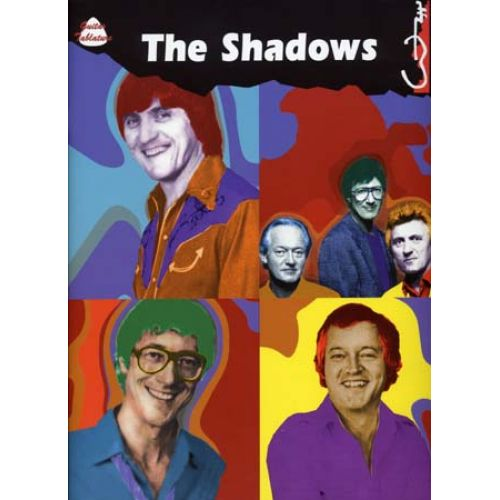 FABER MUSIC THE SHADOWS - GUITARE TAB