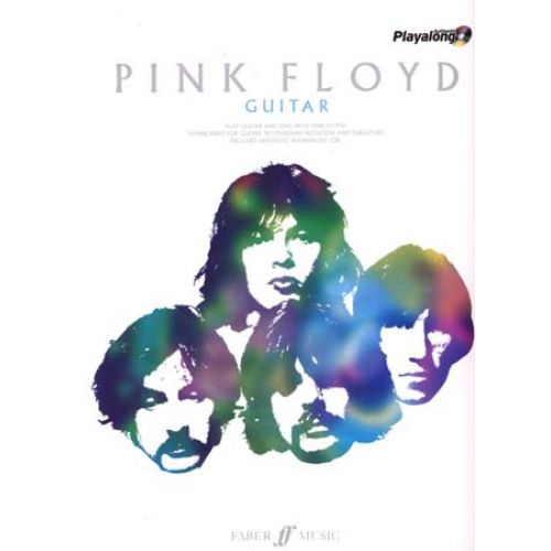 FABER MUSIC PINK FLOYD - GUITAR PLAY ALONG (+ 2 CD)