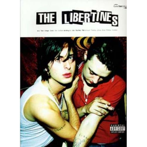 FABER MUSIC LIBERTINES (THE) - GUITARE TAB