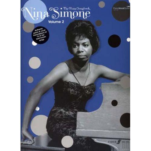 FABER MUSIC SIMONE NINA - PIANO SONGBOOK VOL.2 PVG