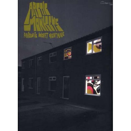 FABER MUSIC ARCTIC MONKEYS - FAVOURITE WORST NIGHTMARE GUITAR TAB
