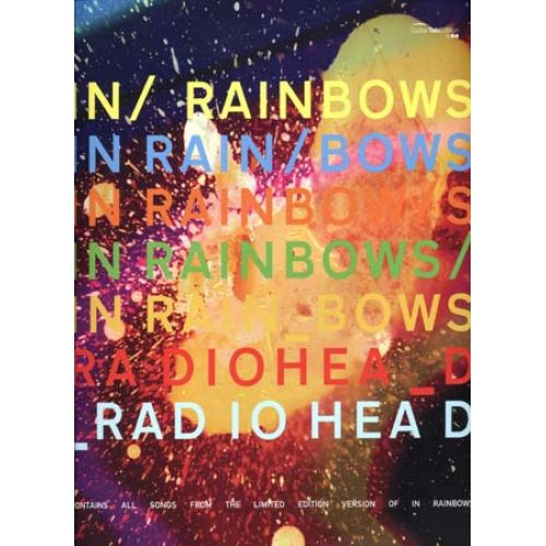 FABER MUSIC RADIOHEAD - IN RAINBOWS - GUITAR TAB