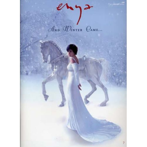 FABER MUSIC ENYA - AND WINTER CAME ... - PVG