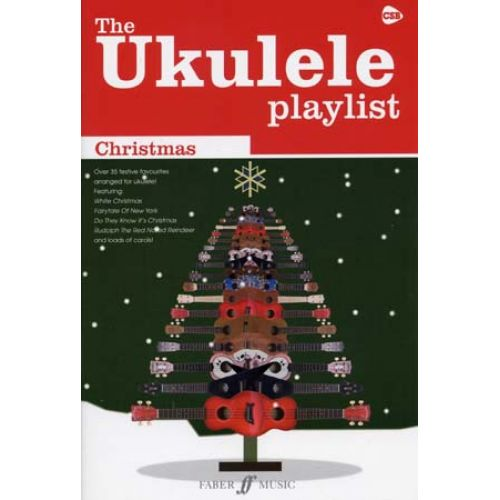 FABER MUSIC UKULELE PLAYLIST CHRISTMAS