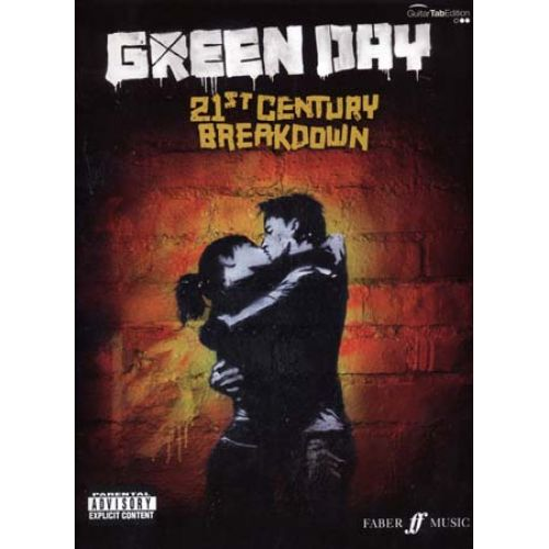 FABER MUSIC GREEN DAY - 21ST CENTURY BREAKDOWN - GUITARE TAB