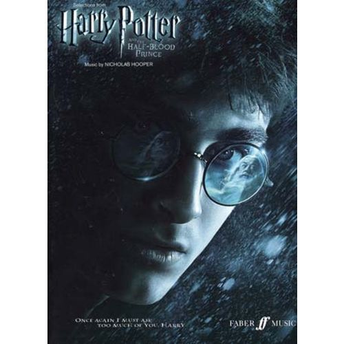 FABER MUSIC HARRY POTTER AND THE HALF-BLOOD PRINCE - PIANO SOLOS