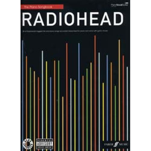 FABER MUSIC RADIOHEAD - PIANO SONGBOOK - PVG