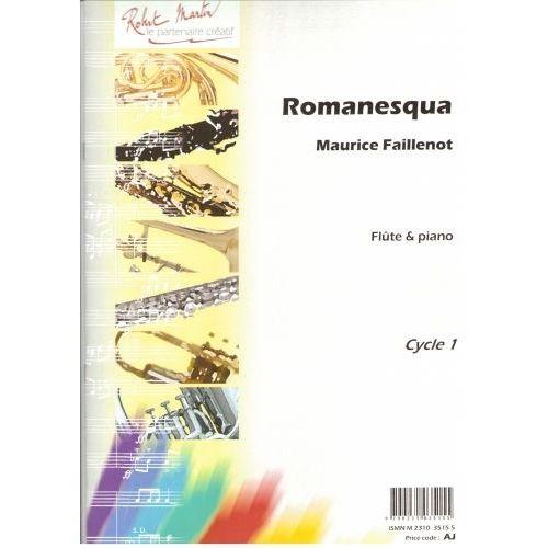 ROBERT MARTIN FAILLENOT M. - ROMANESQUA