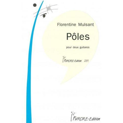 FURORE MULSANT FLORENTINE - PÔLES - DEUX GUITARES