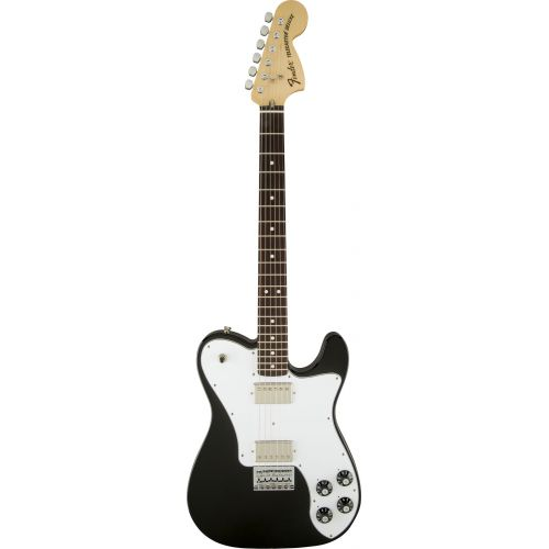 FENDER TELECASTER MEXICAN DELUXE CHRIS SHIFLETT BLACK RN