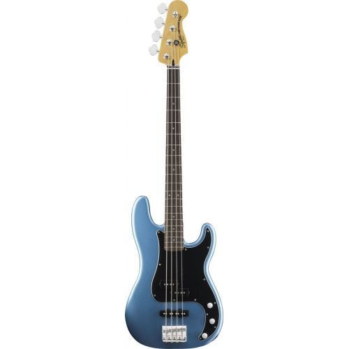 SQUIER BY FENDER PRECISION BASS LAKE PLACID BLUE VINTAGE MODIFIED