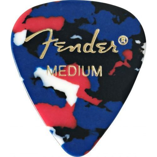 FENDER 351 SHAPE MEDIUM CONFETTI