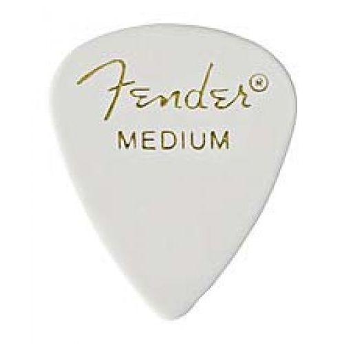 FENDER 351 SHAPE HEAVY WHITE