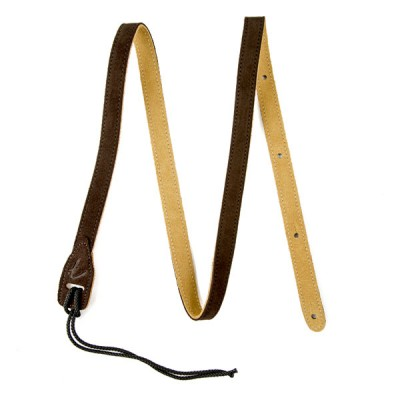 FENDER MANDOLIN STRAP BROWN SUEDE