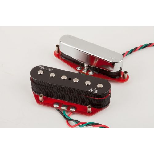 FENDER N3 NOISELESS TELECASTER 2 PICKUP SET