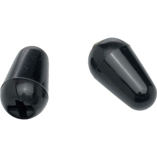 FENDER ORIG.STRAT BLACK SWITCH TIPS