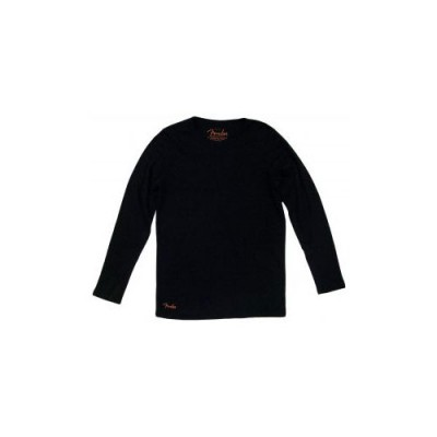 FENDER THERMAL LONG-SLEEVED MEN BLACK XL