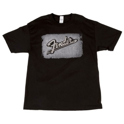 FENDER AMP T-SHIRT BLACK XL