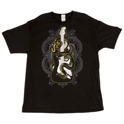 FENDER VIPER T-SHIRT BLACK XXL