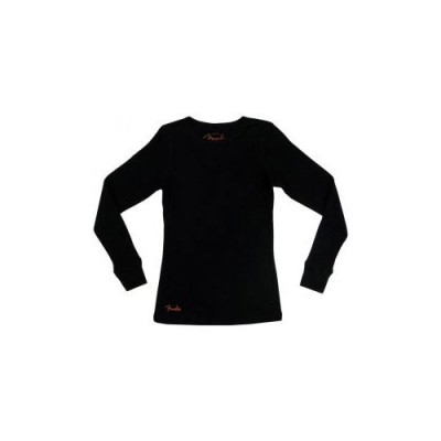 FENDER THERMAL LONG-SLEEVED BLACK S LADIES
