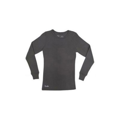 FENDER THERMAL LONG-SLEEVED GRAY S LADIES