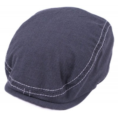 FENDER DRIVER'S CAP GRAY/BLACK HOUNDSTOOTH S/M