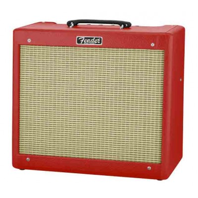 FENDER BLUES JUNIOR HOT ROD III ROYAL BLOOD