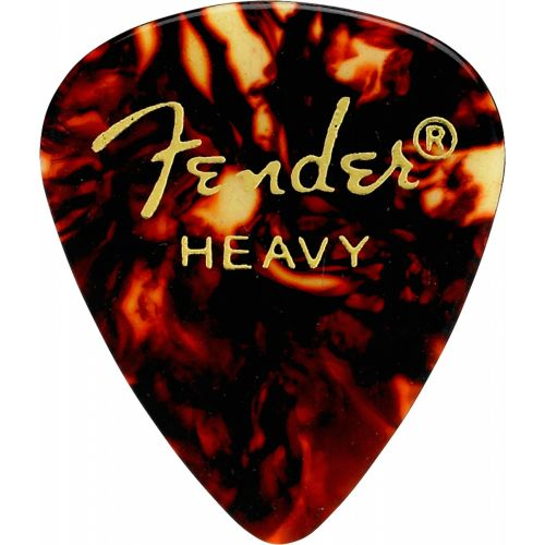 FENDER PICK SHELL HEAVY