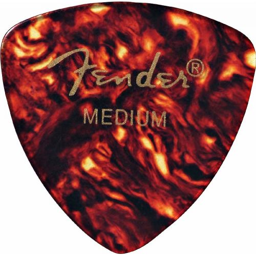 FENDER PICK BASS SHELL MED