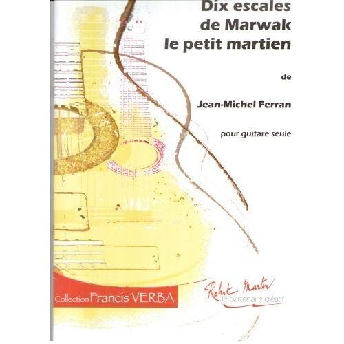 ROBERT MARTIN FERRAN F. - A MOSCOU