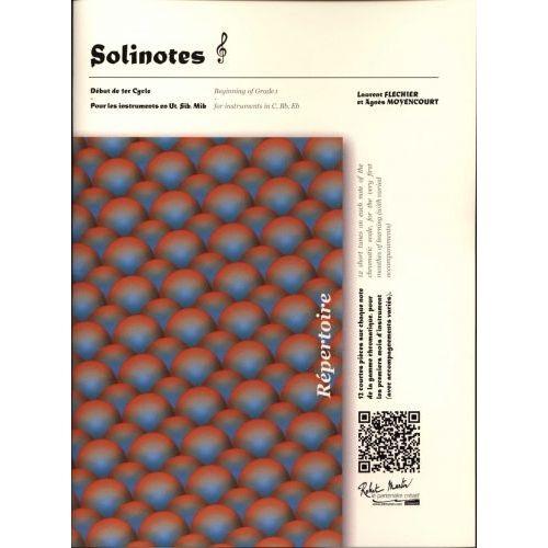 ROBERT MARTIN FLECHIER R., MOYENCOURT A. - SOLINOTES CLEF DE SOL
