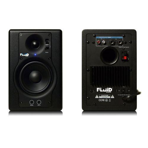 FLUID AUDIO F4 (PAIR PRICE)
