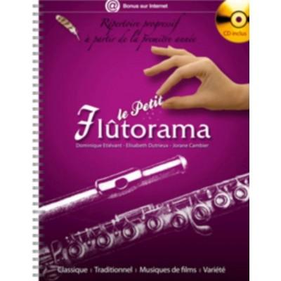 HIT DIFFUSION METHODE - LE PETIT FLUTORAMA + CD