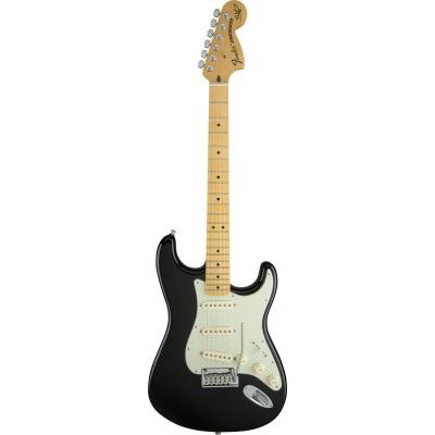 FENDER THE EDGE STRATOCASTER MN BLACK