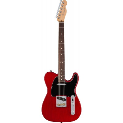 FENDER AMERICAN PROFESSIONAL TELECASTER RW CRIMSON RED TRANSPARENT ASH
